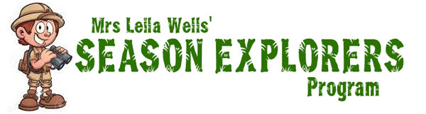 Mrs Leila Wells' Season Explorers